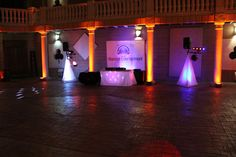 Create your event magic with mood lighting!