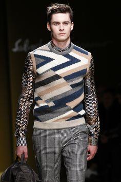 Salvatore Ferragamo Fall 2016 Menswear Accessories Photos - Vogue