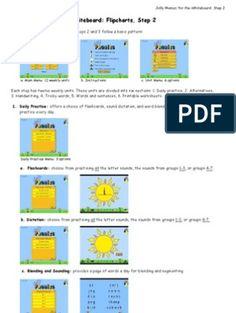 How To Use Synthetic Phonics   PDF   Phonics   Reading (Process)