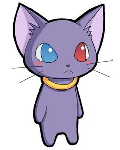 chibi cat prince from The Cat Returns