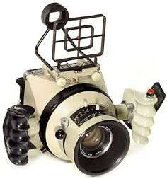 Linhof arieal camera