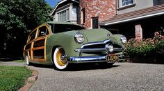 1951 Ford Woody Wagon Sacramento Autorama Best in Class presented as lot F140 at Monterey, CA 2014 - image12