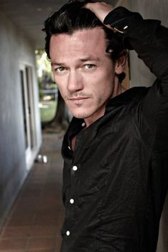 Luke Evans to play Gaston in Beauty and The Beast.... not sure how I feel about him being the bad guy but oh well
