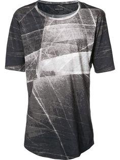 ALEXANDRE PLOKHOV stylised print T-shirt. #alexandreplokhov #cloth #t-shirt