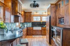 Hickory Cabinets Design Ideas, Pictures, Remodel and Decor