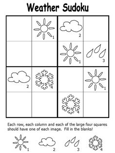Fun children's crafts, including printable craft templates, for preschool, kindergarten and elementary school kids. Seasons Activities, Weather Activities, Preschool Activities, Printable Mazes, Printable Crafts, Free Printables, Inquiry Based Learning, Kids Learning, Weather Calendar