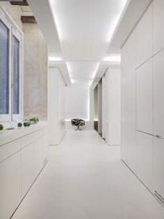 kitchen in this project Crusch Alba / Gus Wüstemann.   See it better as bathroom / wardrobe