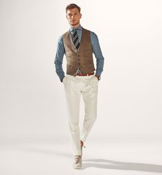 Cultures Hommes: Massimo Dutti Personal Tailoring Colonial Lux