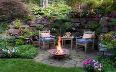 Summer is here! Utilize your backyard this summer by adding creative elements to bring more structure. www.knsales.com