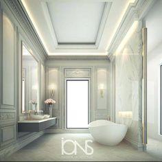 Elegante Badezimmerideen