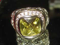 D- 71 Vintage Ring 925 silver size 7 by HipTrends2015 on Etsy