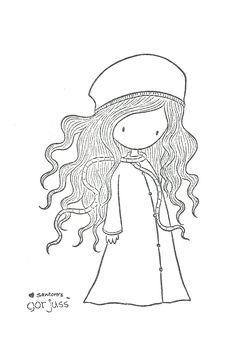 gorjuss girls on Pinterest | Astrology, Innocent Girl and Natal
