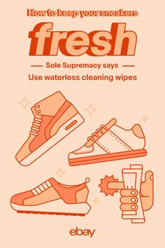 What's missing from your sneaker collection? Waterless cleaning wipes. These wipes are double sided, one side is more abrasive and the other side is soft. The abrasive side works really well on white midsoles, especially Air Jordan 1's.The soft side is perfect to wipe down any dirt or grime on the leather uppers of any sneakers. #Gift ideas #ChristmasGifts #HolidayGifts #Vans #Jordans #Sneakers #SneakersFashion Jordans Sneakers, Cleaning Wipes, Air Jordan, Vans, Gift Ideas, Fresh, Holiday, Shop, Leather