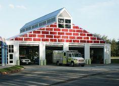 Reedy Creek Emergency Services Headquarters and Fire Station  Venturi Scott…