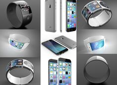 Best Apple device concepts – iPhone 6 with bigger display, the most realistic iWatch mockup and more – TOP 5 iWatch and iPhone 6 release date rumors point to 2014, and in the past months designers have came up with various concepts of the next Apple's products.