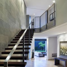 Staircase Floating Staircase Design, Pictures, Remodel, Decor and Ideas - page 11