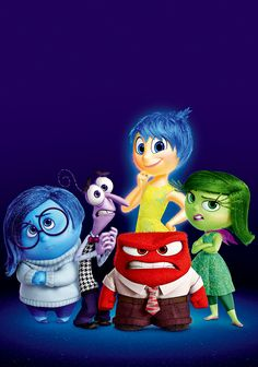 inside out fan art - Tìm với Google