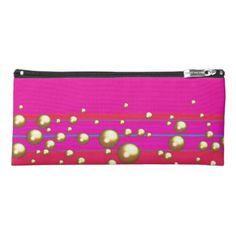 #gold - #Sprinkles Pencil Case