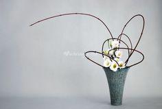 Ikebana contemporain de Mai Van Thai