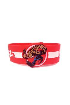 blink-182 - Red Stripe Wristband