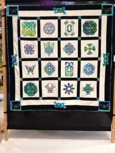 Celtic squares