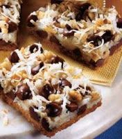 Just Simply Cook: Magic Cookie Bars (In the Spence household, they a...