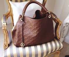 Brown ladies bag || Bruine vrouwen tas