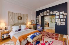 Two apartments in Paris to make you jealous · Miss Moss