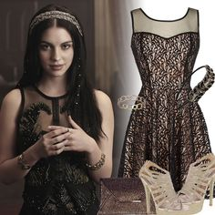 Fashion Inspired By Mary From Reign