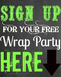 Want to wrap for FREE? Party hosts get a FREE wrap with 5+ attendees! Sign up here to get your wrap on! Email me at info@wrappingthetownskinny.com or contact me from my site: https://wrappingthetownskinny.myitworks.com/Shop/Category/178