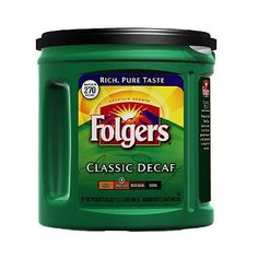 Folgers Decaffeinated Classic Roast Coffee 339 oz pack of 2 * Read more  at the image link.  This link participates in Amazon Service LLC Associates Program, a program designed to let participant earn advertising fees by advertising and linking to Amazon.com.