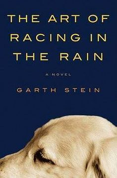 The Art of Racing in the Rain is a 2008 novel by American author and film producer Garth Stein — told from a dog's point of view. The novel became a New York Times bestseller, remaining on the list for more than 156 weeks.