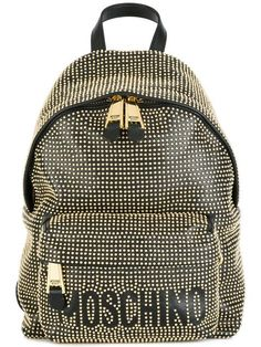 Love this by MOSCHINO embellished backpack - $2726 (30%Off)