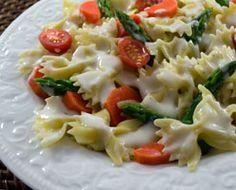 #Skinny Parmesan Primavera Recipe   Citizen Chef