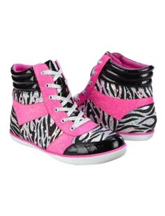 Shop the latest styles of girls' sneakers at Justice. Find a wide selection of canvas sneakers, high tops, embellished prints & more! Cute Sneakers, Girls Sneakers, Cute Shoes, Girls Shoes, Me Too Shoes, Shoes Sneakers, High Top Sneakers, Dream Shoes, New Shoes