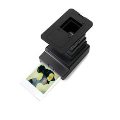 Combine your digital world and instant photography with the unique Impossible Instant lab. Select any photo from your iPhone, place it on the Instant Lab and your analog photo will print and develop in seconds. Best Digital Camera, Best Camera, Digital Cameras, Camera Tips, Smartphone, Impossible Project, Polaroid Pictures, Polaroids, Photo Printer