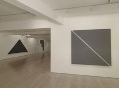 Annely Juda Fine Art   Exhibitions   Alan Charlton (2014)