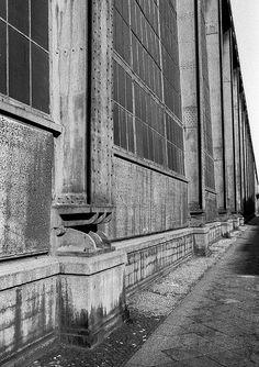 Berlin    AEG Turbine Factory, Berlin 1908, Peter Behrens