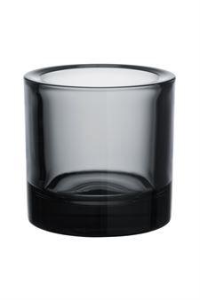 Kivi candleholder from Iittala - grey
