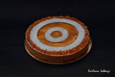 Torta all'arancia I.Massari  Frolla milano Marmellata d'arancia Massa all'arancia, uvetta e canditi Marmellata d'arancia, cerchi di frolla, canditi