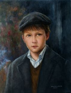 Boy with Beret Gazing Out Original Art Fine Art Giclee Photographic Print at Artist Rising. Artist Rising is the premier destination for discovering original art, fine art and photography prints, and limited edition art by living artists. High Pressure Sodium Lights, Boy Illustration, Illustrations, Original Paintings, Original Art, Boys Wear, Art Cars, Little Boys, Saatchi Art