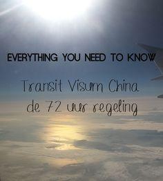 In dit artikel lees je alles over het Transit Visum China, ook wel de 72 uur regeling. Lees over de regels, in welke steden het geldig is en praktische tips