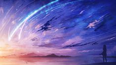 Awesome Your Name Anime Landscape Wallpapers - WallpaperAccess