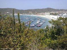 Praia dos Anjos  em Arraial do Cabo RJ     foto : Cida Werneck
