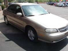 Used Chevrolet Classic Malibu '04 For Sale in AZ — $3495