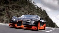The Bugatti Veyron 16.4 Super Sport