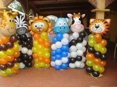 Animalitos Safari Theme Birthday, Wild One Birthday Party, 1st Birthday Girls, Baby Party, Safari Party Decorations, Safari Invitations, Parties, Baby Shower, Ideas