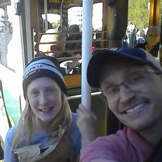 Ding ding ding... Time for a #cablecar ride in #sanfrancisco