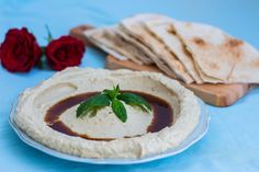 Baba Ganoush - Libanesisk aubergineröra