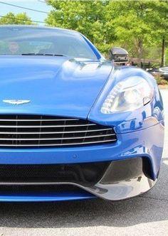 2014 Aston Martin Vanquish. You'll never hear a V12 boom like this Aston's #SexySaturday